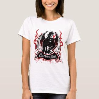 Chupacabra del EL - el lechón de la cabra Camiseta