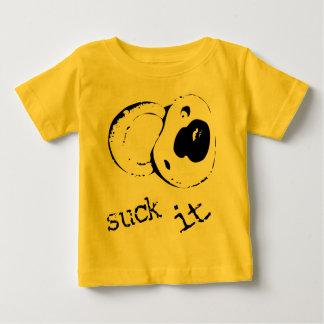 Chúpelo Camiseta De Bebé