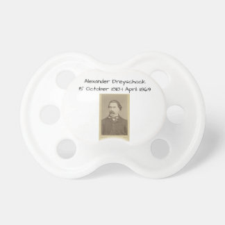 Chupete Alexander Dreyschock
