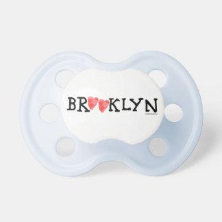 """Chupete ¡""""Amor de la extensión es la manera de Brooklyn! """""""