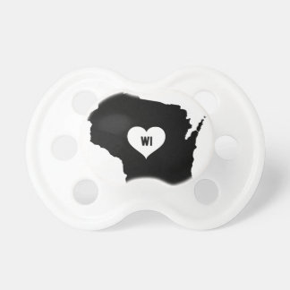 Chupete Amor de Wisconsin