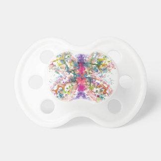 Chupete Anatomía de la mariposa