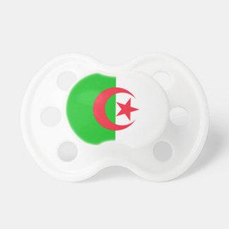 Chupete Argelia pacificadores viejos de la bandera de 0-6