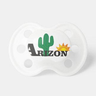 Chupete Az del cactus