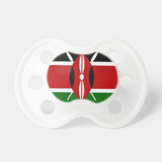 Chupete ¡Bajo costo! Bandera de Kenia