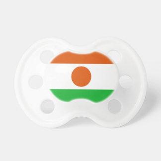 Chupete ¡Bajo costo! Bandera de Niger