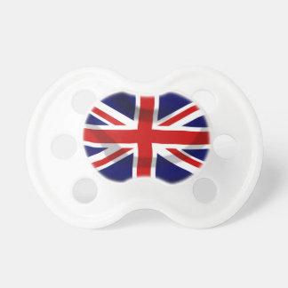 Chupete Bandera BRITÁNICA