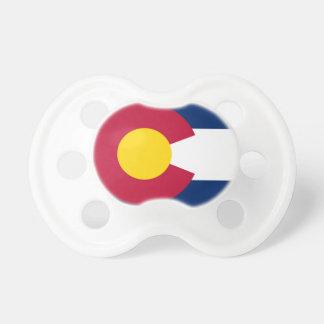 Chupete Bandera de Colorado