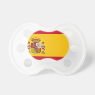 Chupete Bandera de España - Bandera de España - bandera