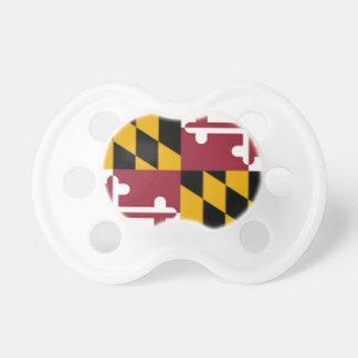 Chupete Bandera de Maryland