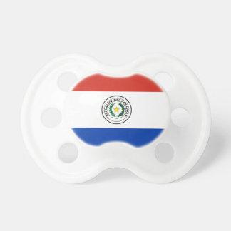 Chupete Bandera de Paraguay - Bandera de Paraguay