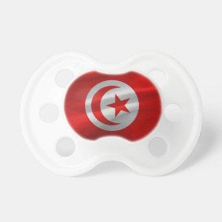 Chupete Bandera de Túnez