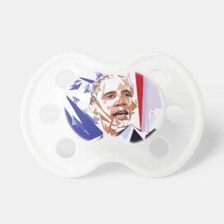 Chupete Barack Obama