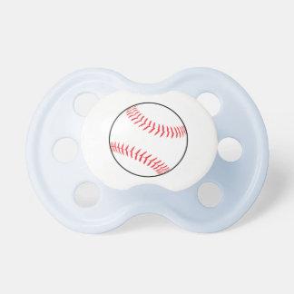 Chupete Béisbol 0-6 meses de pacificador de BooginHead®