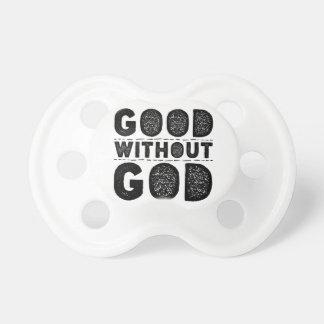 Chupete Bueno sin dios