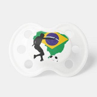 Chupete Camisetas del Brasil