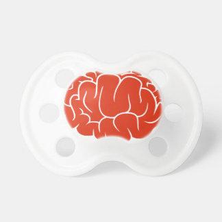 Chupete Cerebro del empollón