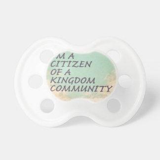 Chupete Comunidad del reino