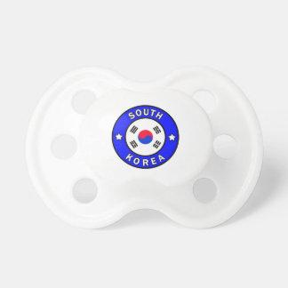Chupete Corea del Sur
