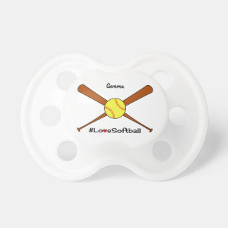 Chupete El softball del amor añade divertirse conocido