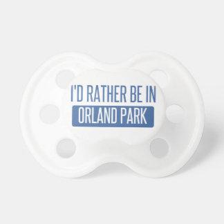 Chupete Estaría bastante en Orland Park