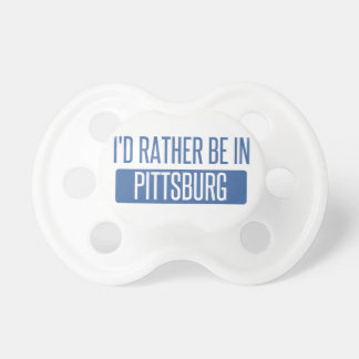 Chupete Estaría bastante en Pittsburg