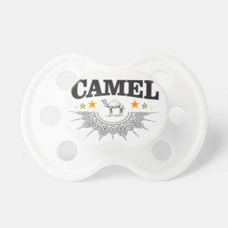 Chupete estrellas del camello