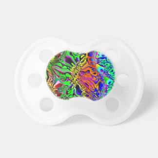 Chupete Extracto espectral de las formas