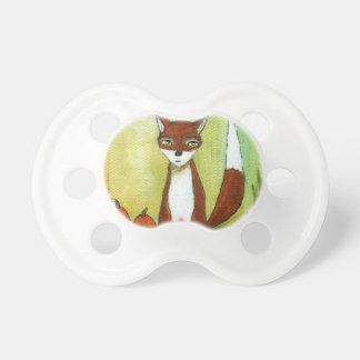 Chupete Fabricación de la pintura del arte del Fox del