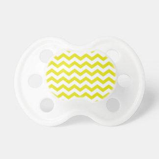 Chupete Galones amarillos limón