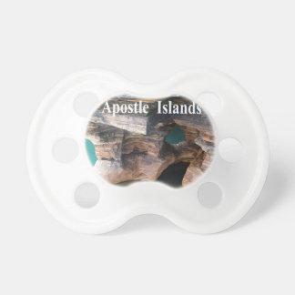 Chupete Islas del apóstol