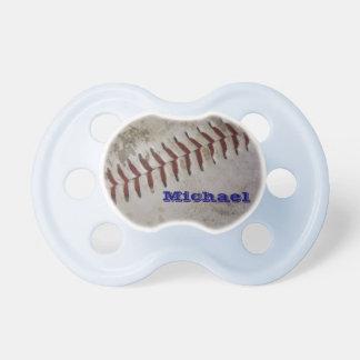 Chupete Jugador de béisbol personalizado del futuro del be