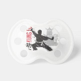 Chupete Kung Fu