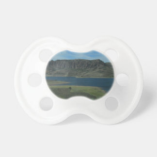 Chupete lago en Colorado