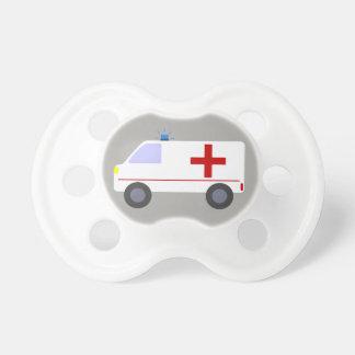 Chupete Maniquí de la ambulancia