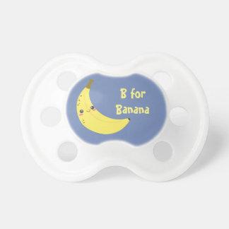 Chupete Maniquí del plátano