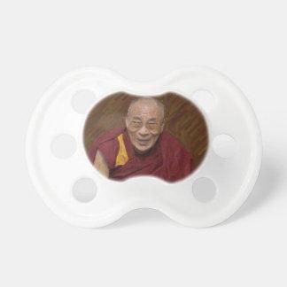 Chupete Meditación budista Yog del Buddhism de Dalai Lama