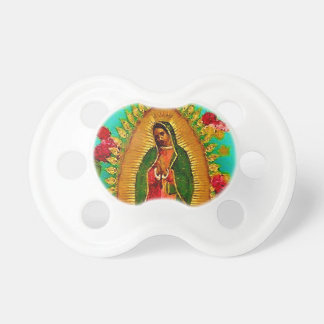 Chupete Nuestro Virgen María mexicano del santo de señora