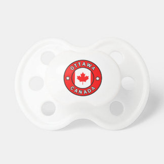 Chupete Ottawa Canadá