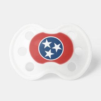 Chupete Pacificador de la bandera de Tennessee