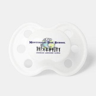 Chupete Pacificador del cerero del externado de Montessori