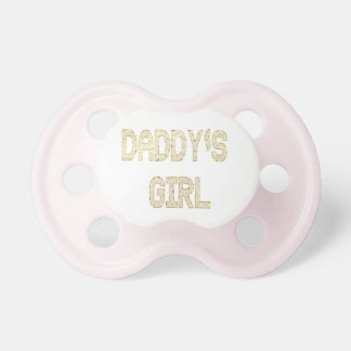 Chupete Pacificador del chica de Daddys