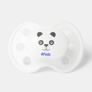 Chupete Panda