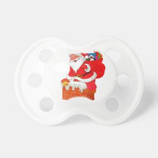 Chupete Papá Noel
