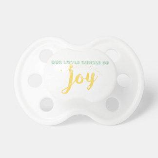 Chupete Paquete de alegría