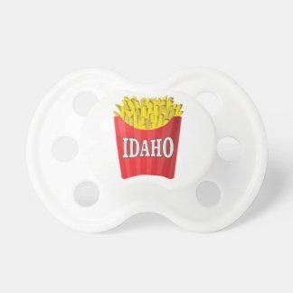 Chupete patatas fritas de Idaho
