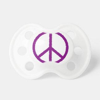 Chupete peace20