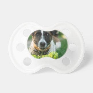 Chupete Perro y su hueso del juguete