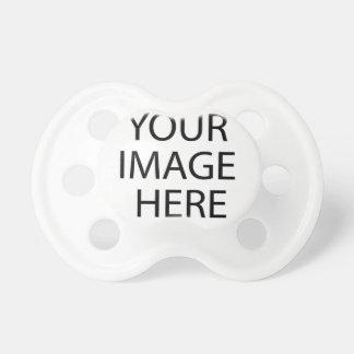 Chupete Personalizado personalizado su propia foto y texto