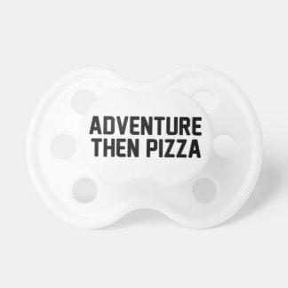 Chupete Pizza de la aventura entonces